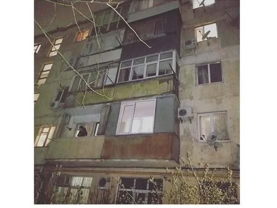 МЧС: в Анапе детская шалость привела к пожару