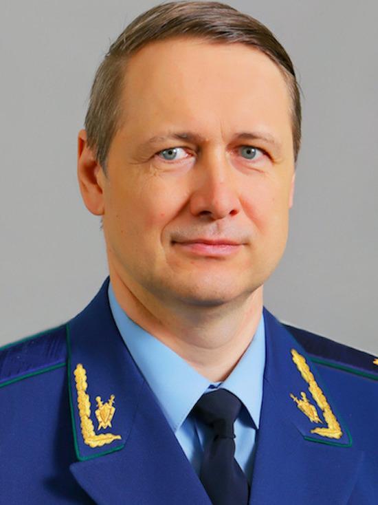 Виталий Лопин отказался от предложения возглавить прокуратуру в другом регионе