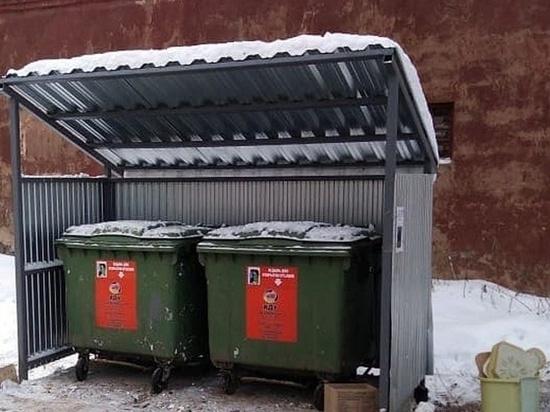 За сутки из Кирова вывезли 297 тонн мусора