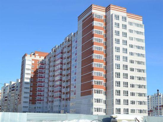 Объем введенного жилья в Омске вырос за счет многоквартирных домов