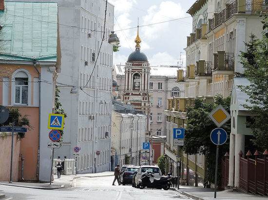 Проект бизнес-центра на Ивановской горке вызвал сопротивление жителей