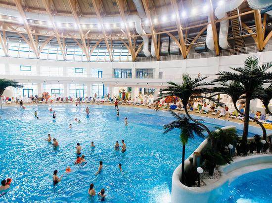 Новосибирский аквапарк выставлен на продажу: его можно купить за полцены