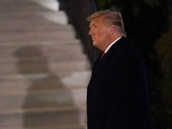 Трамп стал первым президентом в истории США, которому дважды объявлялся импичмент