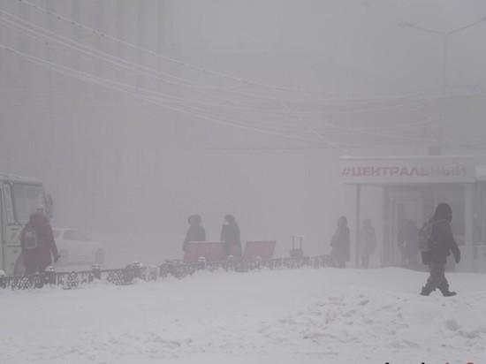 14 января в Якутске актированный день для учеников 9-11 классов