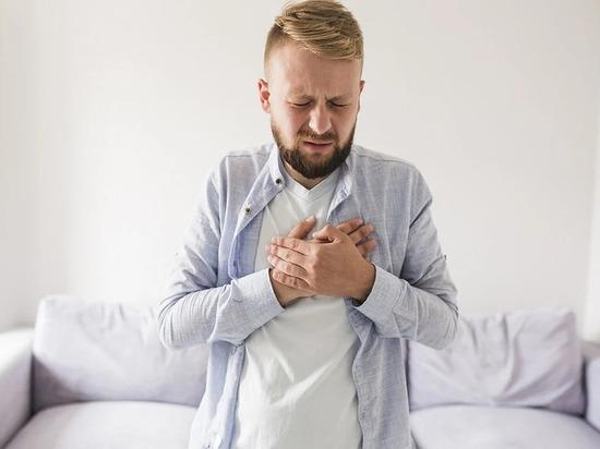 Изжога может быть признаком приближающегося инфаркта