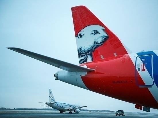 Самолет АК «Ямал» подал сигнал бедствия и летит в сторону Санкт-Петербурга
