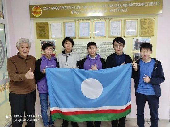 Учащиеся из Якутии завоевали 5 медалей в Жаутыковской олимпиаде