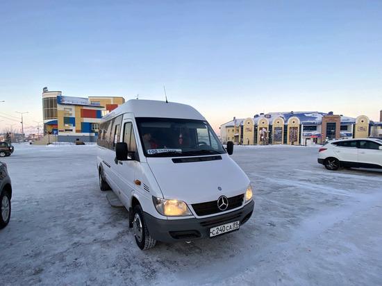 На Ямале увеличили число рейсов на автобусном маршруте Салехард — Лабытнанги