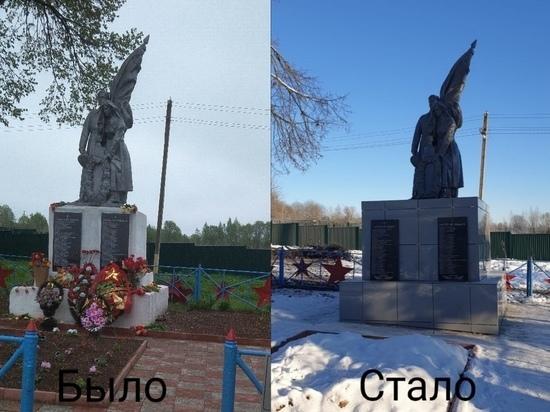В Медынском районе восстановили три воинских захоронения