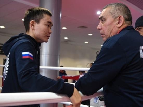 Боксер Василий Егоров отправился на сборы в Польшу