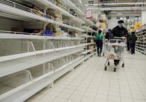 В российских магазинах начались перебои с поставками подсолнечного масла и сахара по установленным государством ценам
