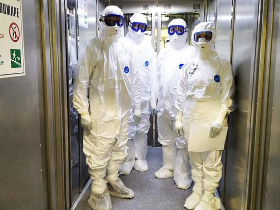 В Тверской области зарегистрировали новые случаи заражения коронавирусной инфекцией