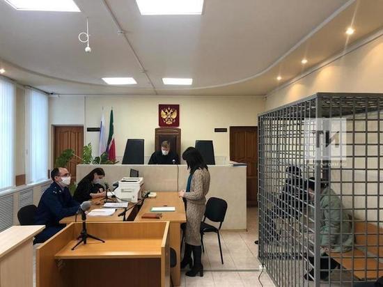 В Татарстане оставившую на морозе годовалого сына мать отправили в СИЗО