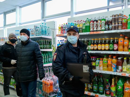 127 нарушителей антиковидного режима выявили в Волгоградской области