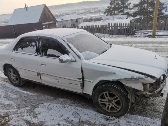 Скотник угнал машину фермера в Забайкалье