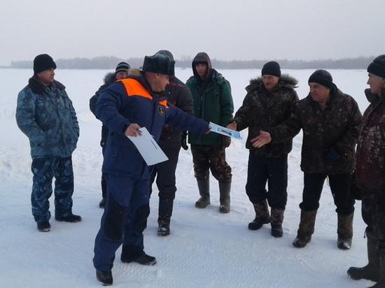В Алтайском крае открыли уже четыре ледовые переправы