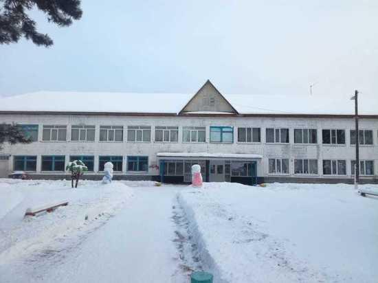 Школа в Омской области перешла на дистант из-за морозов