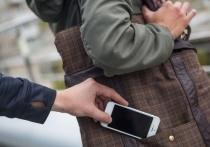 В ожидании поезда житель Тверской области лишился телефона