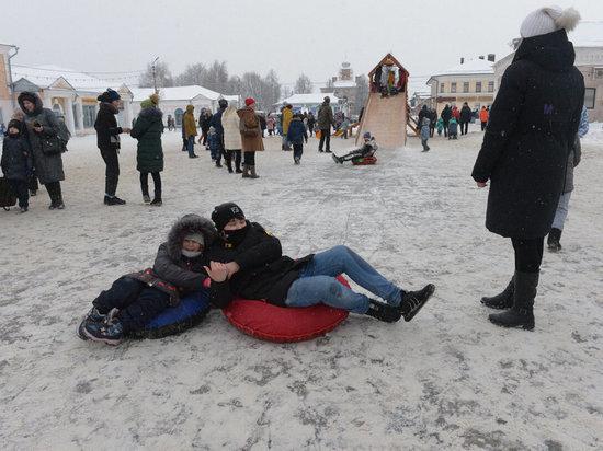"""Свыше ста тысяч человек побывали на """"Русском Рождестве"""", состоявшемся в Ивановской области"""