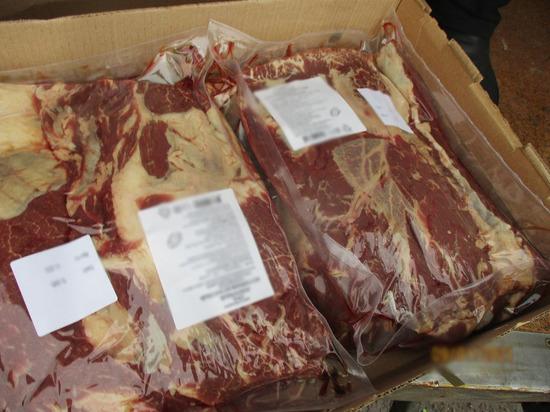 6 тонн говядины запретили перевозить через псковскую границу
