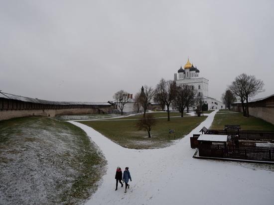 Псковский Кром планируют комплексно реставрировать до 2026 года