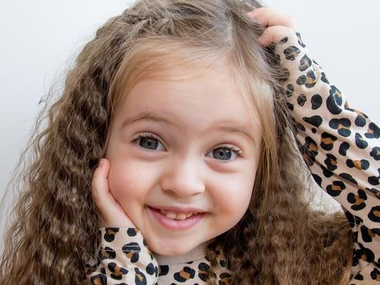 Самая красивая малышка в России живет на Кавминводах