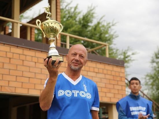 В Волгограде ушел из жизни нападающий «Ротора» Александр Никитин