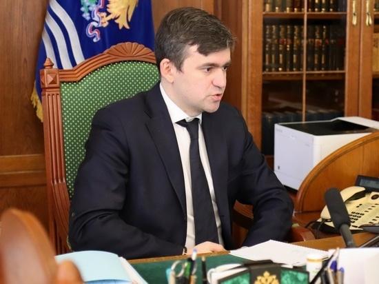Губернатор Ивановской области получил минимум негативных отзывов