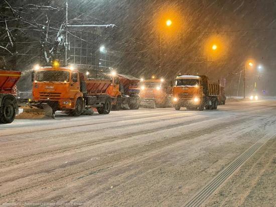 Погода в Рязанской области 15 января