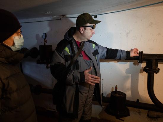 В Южно-Сахалинске отопление в домах теряют по очереди