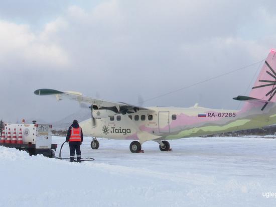 Самолеты «Тайги» начали летать из Южно-Сахалинска в Шахтерск