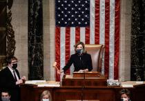 Палата представителей США проголосовала за официальное выдвижение обвинений против Дональда Трампа