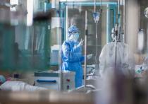 В Китае зафиксировали первую с мая смерть от коронавируса