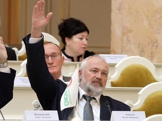 Депутат Амосов заболел коронавирусом после прививки «Спутником V»