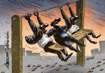 Рынок труда: рост проблем,  за которыми никто не поспевает