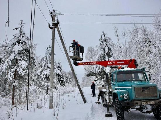 Энергетики «РоссетиЦентр» и «Россети Центр и Приволжье» переведены на особый режим работы в Тверской области