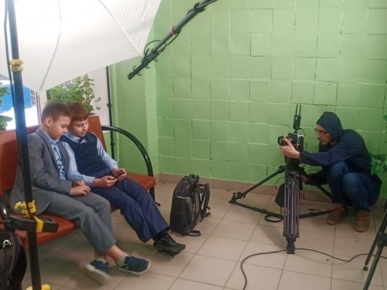 В Калуге снимается детский киноальманах