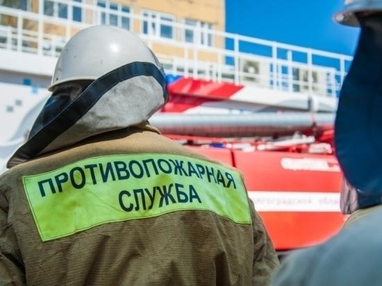 На помощь пожарным Волгоградской области пришли новые технологии