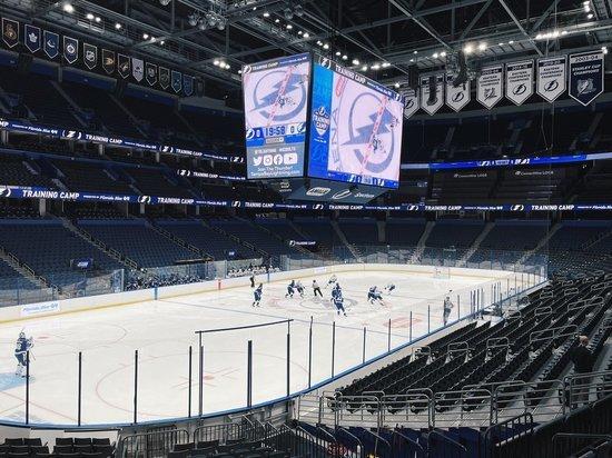 «МК-Спорт» - о новом сезон НХЛ