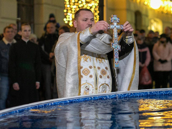 Ежегодно 19 января Русская православная церковь отмечает один изсвоих главных идревнейших праздников — Крещение Господне