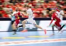Сборная России по гандболу сыграла вничью с Белоруссией в матче ЧМ
