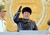 ВКНДР показали баллистическую ракету подводного базирования