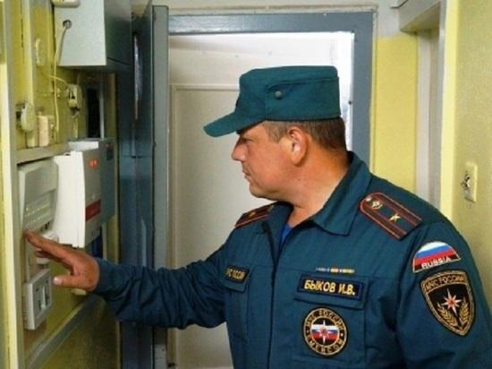 Прокуратура наказала рынок в Магадане за нарушение пожарных правил