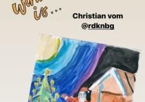 Германия: «Лучшая рождественская открытка» — родом из Нюрнберга