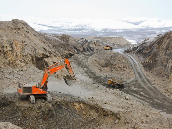 Выяснились причины несчастного случая на золотодобывающем предприятии на Колыме