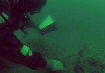 Дайверы обнаружили пушки и военное оборудование затонувшего военного корабля Королевского флота Великобритании HMS Apollo, затонувшего в 1799 году во время Французских революционных войн