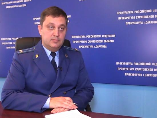 Прокурору Кировского района Саратова Андрею Пригарову, освобождённому вчера в 15.00 Саратовским областным судом из под домашнего ареста, не удалось насладиться свободой.