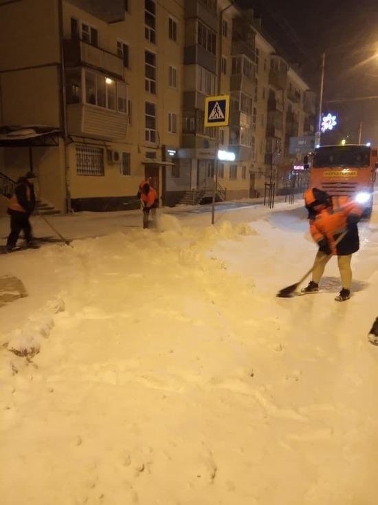 В Калуге названы худшие по уборке снега управкомпании