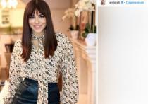 Вернувшаяся в Киев певица Ани Лорак (настоящее имя – Каролина Куек) решилась на кардинальную смену образа