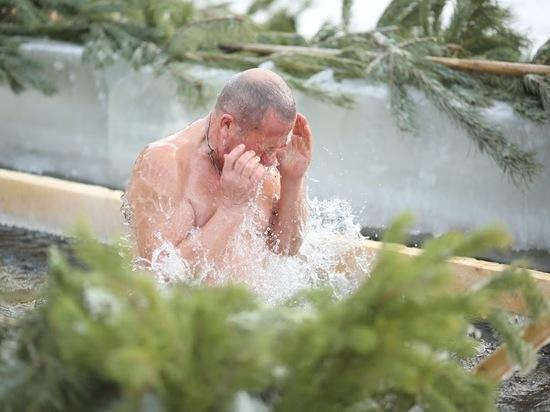 На Крещение для волгоградцев откроют шесть купелей